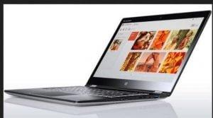 Lenovo Yoga 3 80JH00A2IN SSD laptop