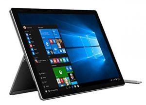Microsoft Surface Pro 4 SSD laptop