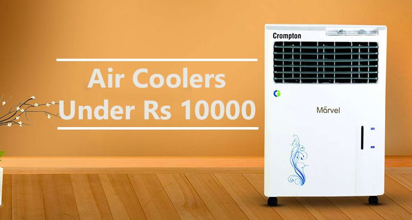 Best air coolers under rs 10000