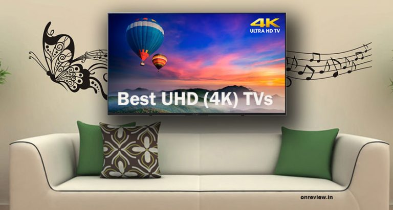 Best UHD TVs in india 43 inch
