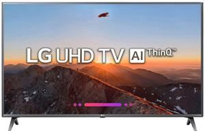 LG 43UK6360PTE UHD TV