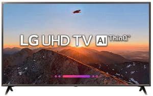 LG 55UK6360PTE 4K TV