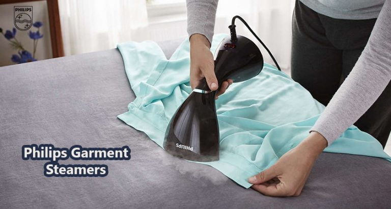Philips garment steamers