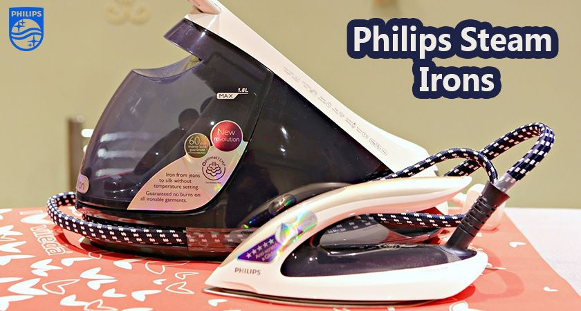 philips steam irons to get a neat and crisp wardrobe 2019. Black Bedroom Furniture Sets. Home Design Ideas