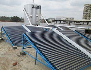 Suntek Solar Water Heater
