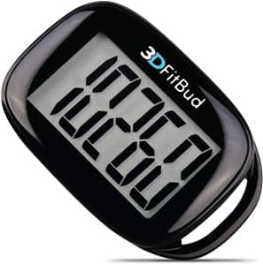 3D Fitbud A420S Pedometer for Walking