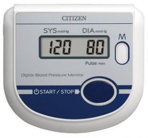 Citizen CH 432 Blood Pressure Monitor