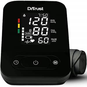 Dr. Trust Dual Talking Blood Pressure Monitor
