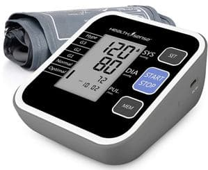Healthsense Heart Mate BP120 Blood Pressure Monitor