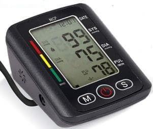 MCP BP112 Blood Pressure Monitor