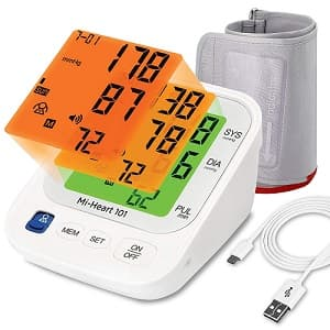 Mievida Mi Blood Pressure Monitor