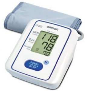 Omron HEM 7113 Blood Pressure Monitor