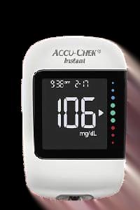 Accu-Check Instant Glucometer