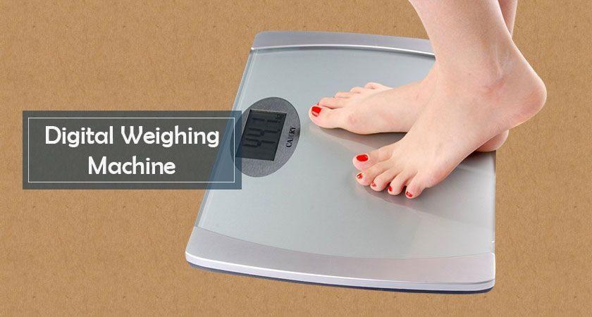 Digital Weighing Machines
