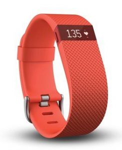 Fitbit Charge HR Heart Rate Monitor