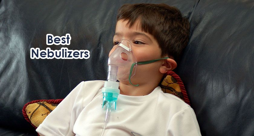 5 best nebulizers for medication to use at home 2019