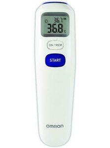 Omron MC720 Non Contact Forehead Thermometer