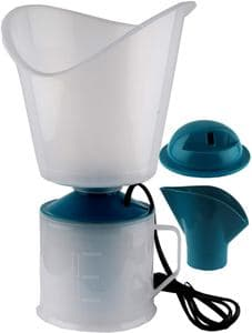 Crystal Care CC1045 Steam Inhaler
