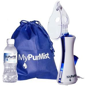 MyPurMist Handheld Personal Steam Inhalator