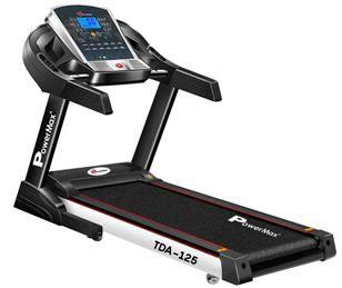Powermax fitness TDA 125 Treadmill