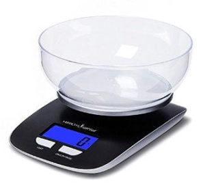 Healthsense KS 33 Digital Kitchen Scale