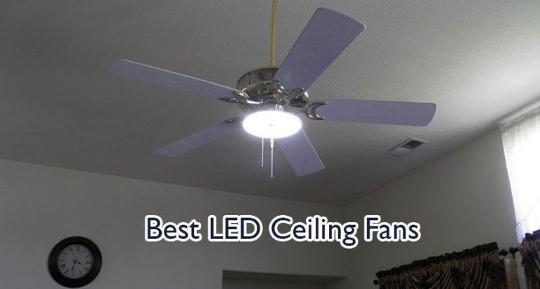 LED Ceiling Fans