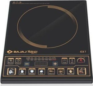 Bajaj Majesty ICX7 Induction Cooktop