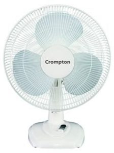 Crompton High Flo Eva Table Fan