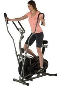 Dual Action Stationary Exercise Cycle
