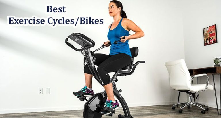 Exercise Cycles and Bikes