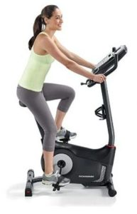 Upright Stationary Exercise Cycle