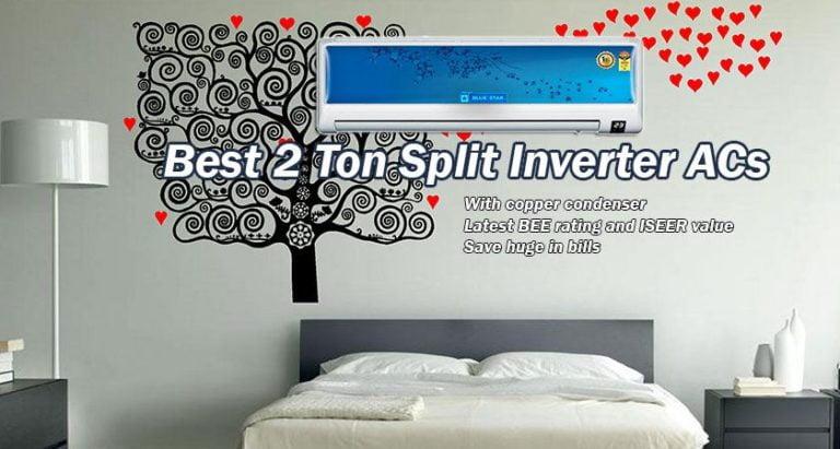 2 ton split inverter acs