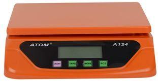 Atom A124A Electronic Weighing Machine