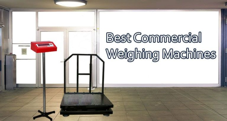 Best Commercial Weighing Machines