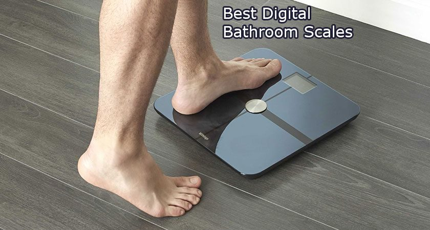 5 Best Smart Digital Bathroom Scales To Track Your Health Stats 2018
