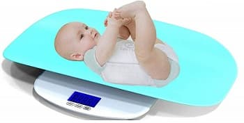 Meditive Best Digital Baby Weighing Scale