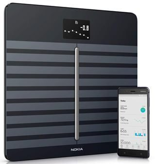 Nokia Body Cardio Digital Bathroom Scale