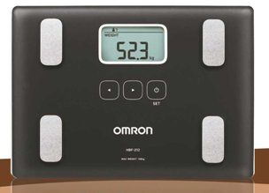 Omron HBF212 Smart Bathroom Scale