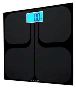Zaap Fit 1 Digital Bathroom Scale