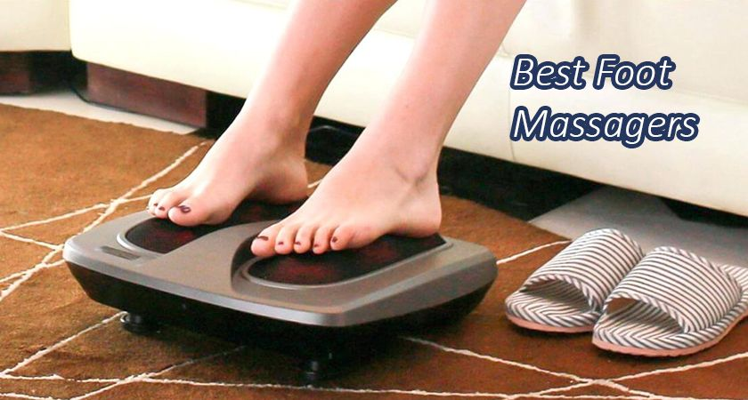 5 Best Foot Massagers of 2021 | Pamper Your Tired and Achy Feet (Reviews)