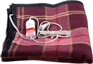 Comfort Wool Electric Blanket