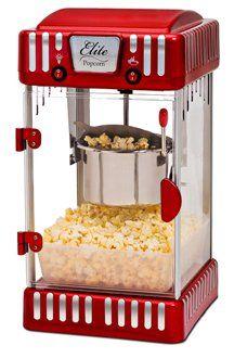 Elite Deluxe EPM 250 Maxi Matic Commercial Popcorn Machine