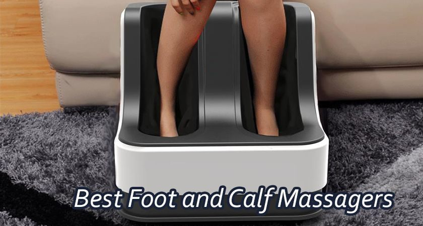 Foot and Calf Massagers