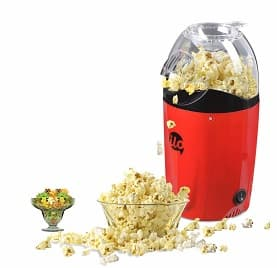 iLO Hot Air Popcorn Maker