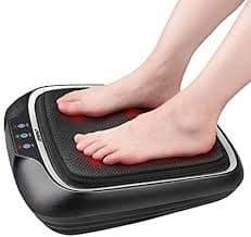 Open Design Foot Massager