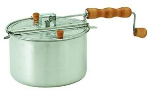 Wabash Valley Farms 25008 Stovetop Popcorn Maker
