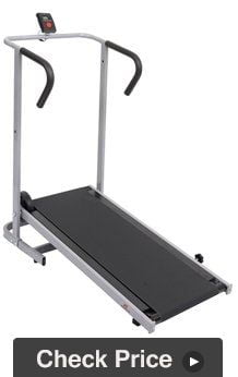Kamachi 101 Manual Treadmill