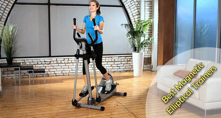 Magnetic Elliptical Trainers