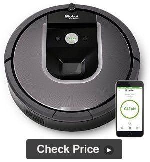 iRobot Roomba 900 Series Robot Vacuum Mop