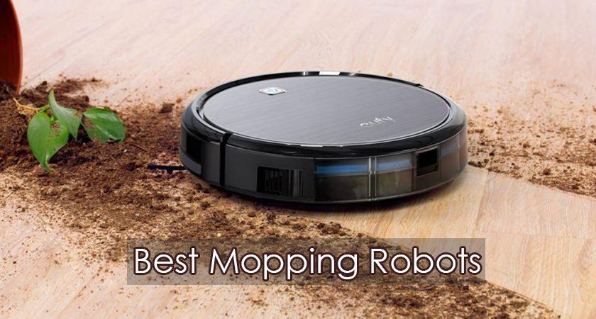 Robot Mops